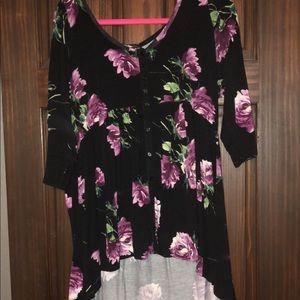 Torrid blouse 🌸